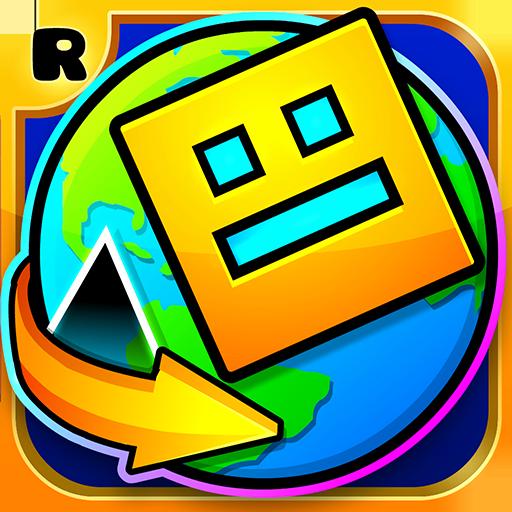 Geometry Dash World Mod Apk – Mở Khoá Trang Phục