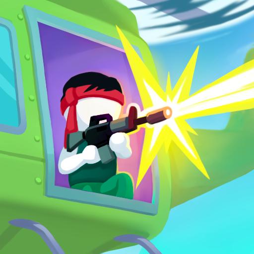 HellCopter Mod Apk – Vô hạn tiền